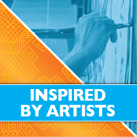 Inspired by Artists